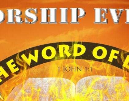 Word of Life - Pastor Jackson